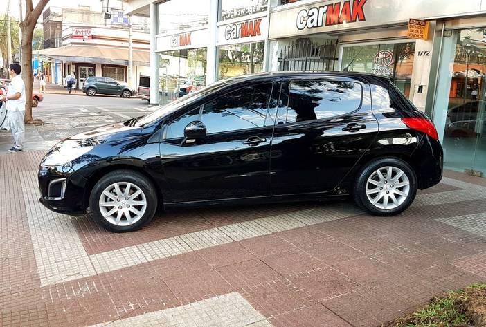 Peugeot308Allure2014CarMakAutomotoresPosadasMisiones4