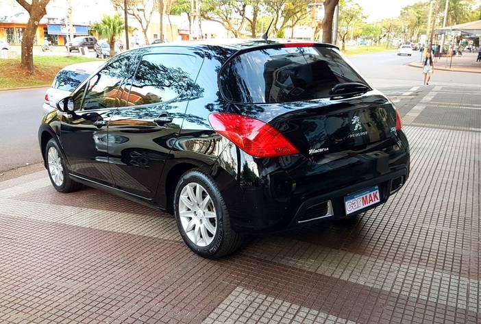 Peugeot308Allure2014CarMakAutomotoresPosadasMisiones5