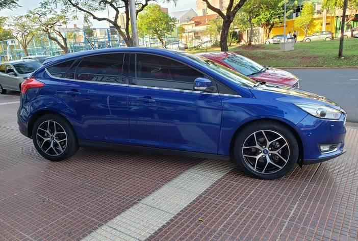 FordFocusautomaticotitaniumagenciadeautosposadas7