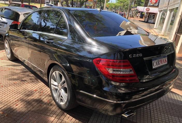 MercedesBenzC2205