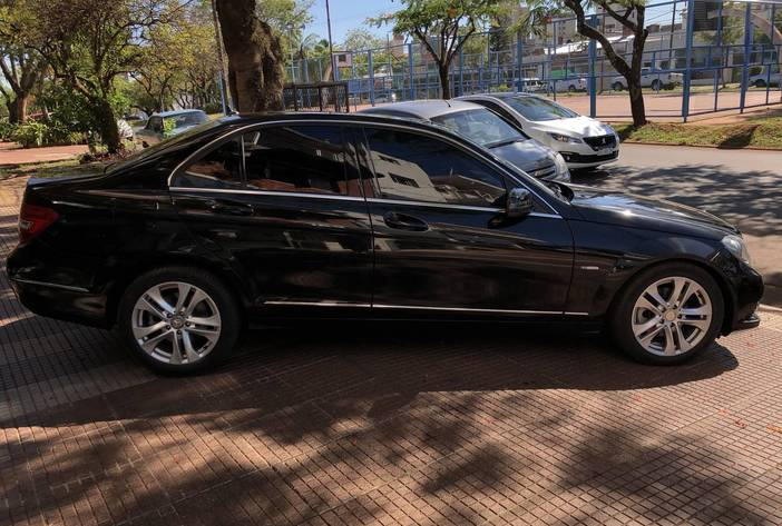 MercedesBenzC2208