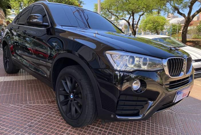 BMWX4AutosUsadosPosadasCarmak