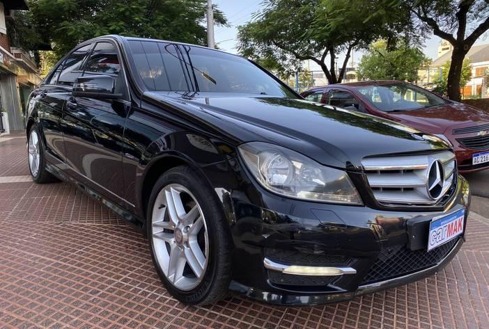 MercedesC250amgAutosusadosPosadasCarmak