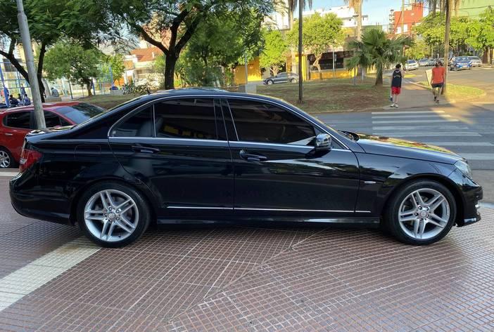 MercedesC250amgAutosusadosPosadasCarmak8