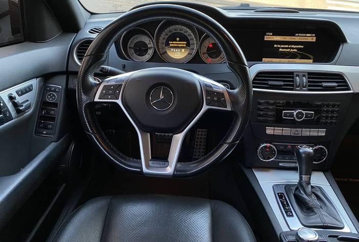 MercedesC250amgAutosusadosPosadasCarmak16