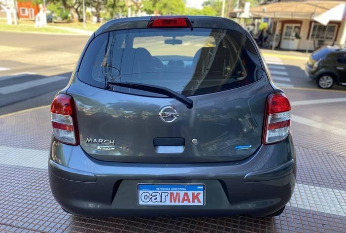 NissanMarchAutosUsadosPosadasCarmak6
