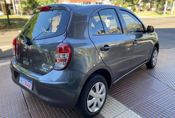 NissanMarchAutosUsadosPosadasCarmak7