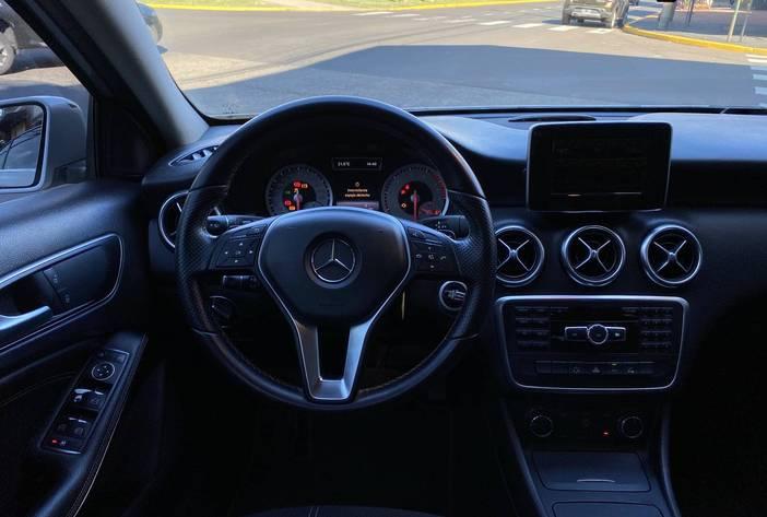 MercedesA200AutosUsadosPosadasCarmak14