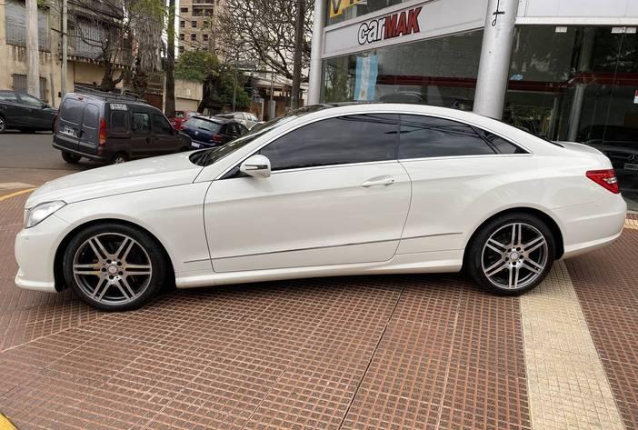 MercedesE350AutosUsadosPosadasCarmak4