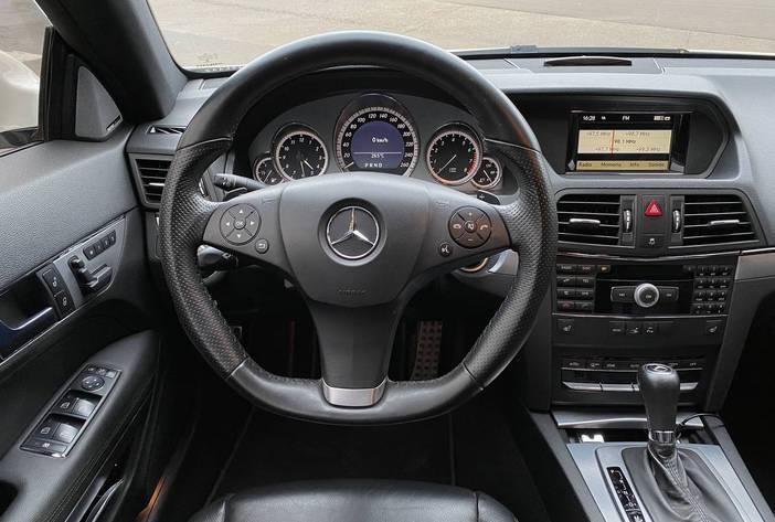 MercedesE350AutosUsadosPosadasCarmak14
